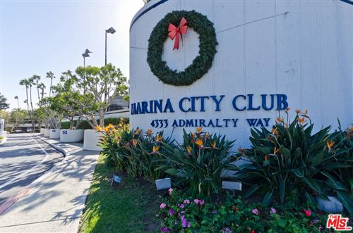 Photo of 4337 MARINA CITY #143, Marina Del Rey, CA 90292 (MLS # 20553910)
