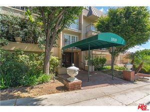 Photo of 1010 PALM Avenue #106, West Hollywood, CA 90069 (MLS # 18323912)