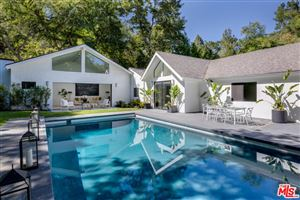 Photo of 2511 BENEDICT CANYON Drive, Beverly Hills, CA 90210 (MLS # 18353912)