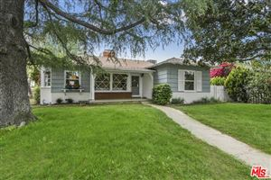 Photo of 5501 MORELLA Avenue, Valley Village, CA 91607 (MLS # 19486912)