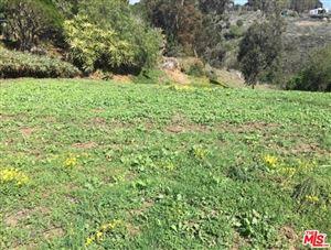Photo of 0 WANDERMERE, Malibu, CA 90265 (MLS # 18380914)