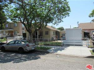 Photo of 3136 West 71ST Street, Los Angeles , CA 90043 (MLS # 18387914)