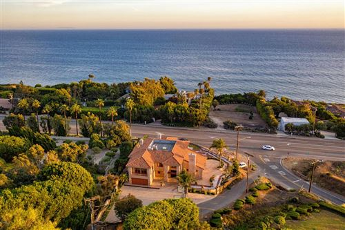 Photo of 4996 PUESTA DEL SOL Street, Malibu, CA 90265 (MLS # 219012914)