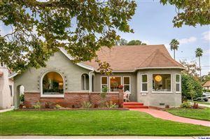 Photo of 1215 HIGHLAND Avenue, Glendale, CA 91202 (MLS # 319003915)