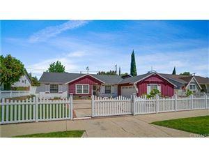 Photo of 7736 ETON Avenue, Canoga Park, CA 91304 (MLS # SR18108915)