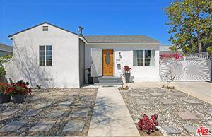Photo of 8525 HARGIS Street, Los Angeles , CA 90034 (MLS # 18340916)