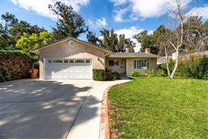 Photo of 5465 North BRYN MAWR Street, Ventura, CA 93003 (MLS # 218012916)