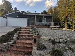 Photo of 22231 DE LA OSA Street, Woodland Hills, CA 91364 (MLS # 219005916)