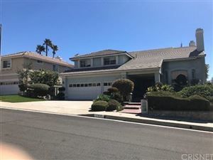 Photo of 17806 ARVIDA Drive, Granada Hills, CA 91344 (MLS # SR19056917)