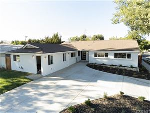 Photo of 23801 TIARA Street, Woodland Hills, CA 91367 (MLS # SR19215917)