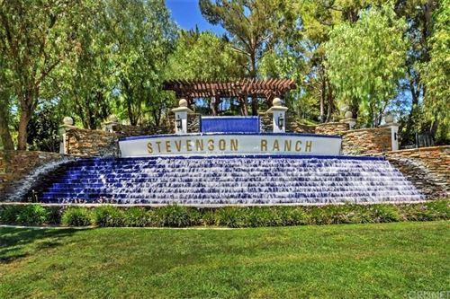 Photo of 25548 SCHUBERT Circle #D, Stevenson Ranch, CA 91381 (MLS # SR20061917)