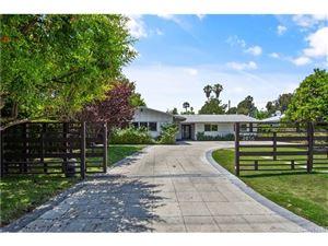 Photo of 4935 GAVIOTA Avenue, Encino, CA 91436 (MLS # SR18141918)