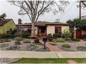 Photo of 313 West ELM Avenue, Burbank, CA 91506 (MLS # SR19038919)