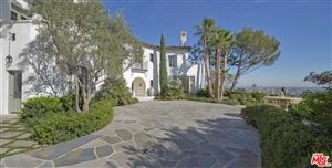 Photo of 1270 SHADOW HILL Way, Beverly Hills, CA 90210 (MLS # 16175920)