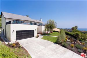 Photo of 3738 MALIBU COUNTRY Drive, Malibu, CA 90265 (MLS # 18302920)