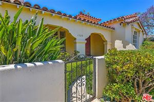 Photo of 1729 South WOOSTER Street, Los Angeles , CA 90035 (MLS # 18355922)