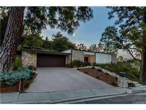 Photo of 3623 GREEN VISTA Drive, Encino, CA 91436 (MLS # SR19051922)
