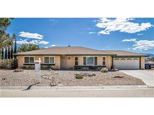 Photo of 9670 East AVENUE R12, Littlerock, CA 93543 (MLS # SR18232923)