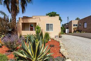 Photo of 325 EL MEDIO Street, Ventura, CA 93001 (MLS # 218011924)