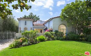 Photo of 607 North MCCADDEN Place, Los Angeles , CA 90004 (MLS # 18347926)