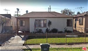 Photo of 540 West 111TH Place, Los Angeles , CA 90044 (MLS # 19436926)