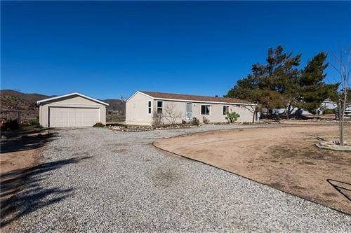 Photo of 639 FORESTON Drive, Acton, CA 93510 (MLS # SR20039927)