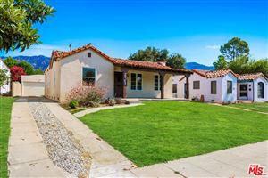 Photo of 2167 CASA GRANDE Street, Pasadena, CA 91104 (MLS # 18373928)