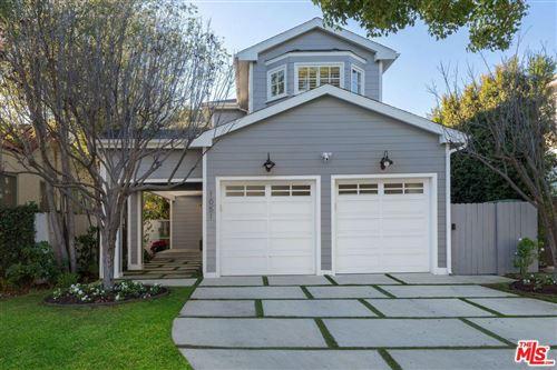 Photo of 1051 GALLOWAY Street, Pacific Palisades, CA 90272 (MLS # 19538928)