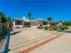 Photo of 4919 VAN NOORD Avenue, Sherman Oaks, CA 91423 (MLS # SR19081928)