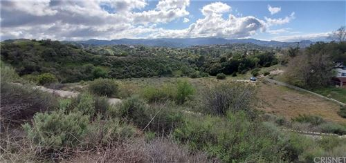 Photo of 24288 LOGDELL, Newhall, CA (MLS # SR20062929)