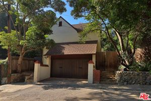 Photo of 2049 STANLEY HILLS Place, Los Angeles , CA 90046 (MLS # 18404930)