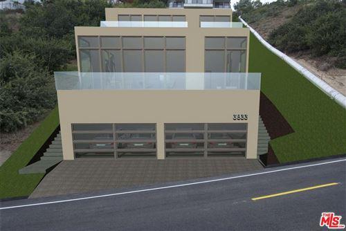 Photo of 3833 RAMBLA PACIFICO Street, Malibu, CA 90265 (MLS # 19534930)