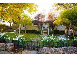 Photo of 2581 KANAN Road, Agoura Hills, CA 91301 (MLS # SR18107930)