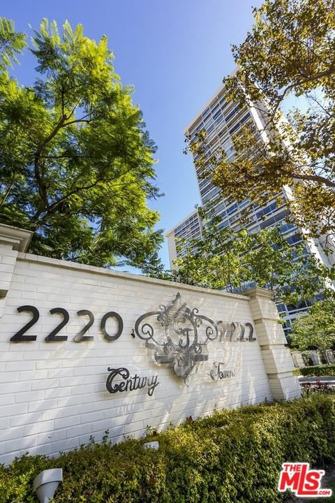Photo of 2222 AVENUE OF THE STARS #804, Los Angeles , CA 90067 (MLS # 19527930)