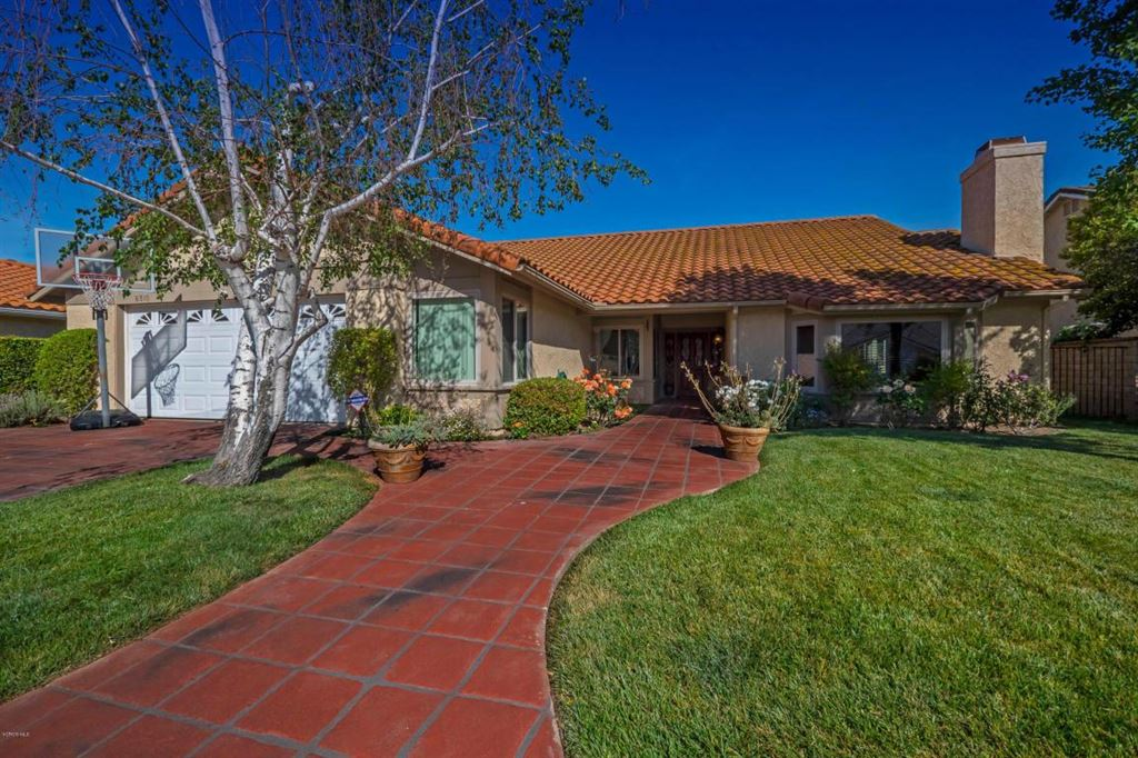 Photo for 6310 GERMANIA Court, Agoura Hills, CA 91301 (MLS # 218005930)