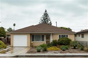 Photo of 1360 South F Street, Oxnard, CA 93033 (MLS # 219008931)