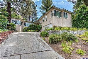 Photo of 2849 MARKRIDGE Road, La Crescenta, CA 91214 (MLS # 319002931)