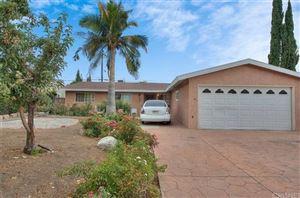 Photo of 16058 LOS ALIMOS Street, Granada Hills, CA 91344 (MLS # SR19206932)