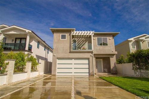 Photo of 15127 CAMARILLO Street, Sherman Oaks, CA 91403 (MLS # SR20062932)