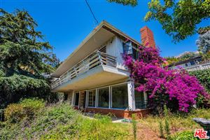 Photo of 1357 GOUCHER Street, Pacific Palisades, CA 90272 (MLS # 19488934)