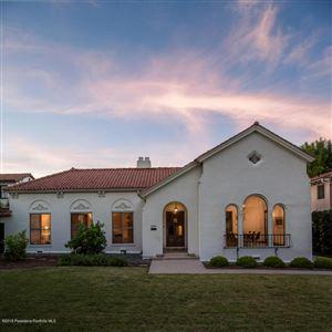 Photo of 1541 ROSE VILLA Street, Pasadena, CA 91106 (MLS # 818004934)
