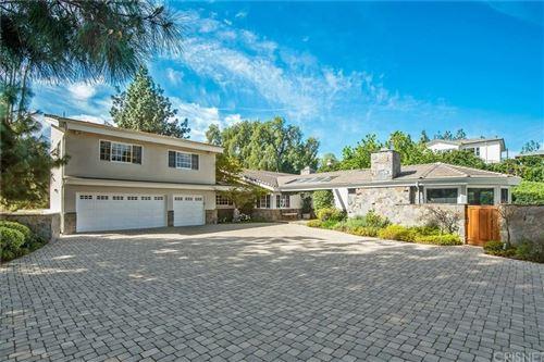 Photo of 24907 KIT CARSON Road, Hidden Hills, CA 91302 (MLS # SR20051934)