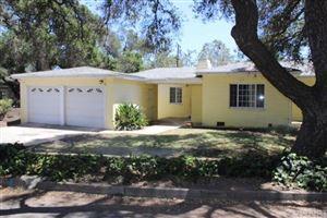 Photo of 1148 FERN OAKS Drive, Santa Paula, CA 93060 (MLS # SR18236935)