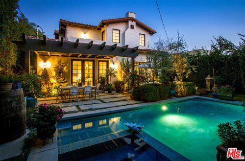Photo of 735 North STANLEY Avenue, Los Angeles , CA 90046 (MLS # 20547936)