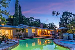 Photo of 3429 BONNIE HILL Drive, Los Angeles , CA 90068 (MLS # SR19089936)