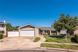 Photo of 1697 ROCKY RIVER Court, Simi Valley, CA 93063 (MLS # 219008937)