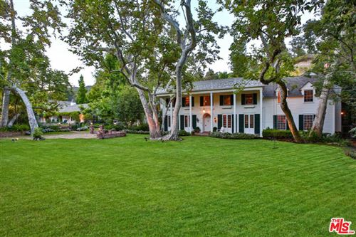 Photo of 2220 MANDEVILLE CANYON Road, Los Angeles , CA 90049 (MLS # 20567938)