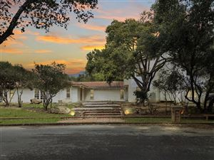 Photo of 820 FOOTHILL Lane, Ojai, CA 93023 (MLS # 219003938)