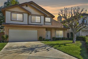 Photo of 2720 GOLF MEADOWS Court, Simi Valley, CA 93063 (MLS # 218014939)