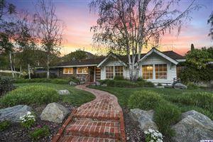 Photo of 1480 BELLEAU Road, Glendale, CA 91206 (MLS # 318004939)